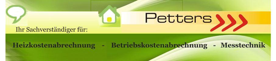 sachverstaendiger-petters Betriebskosten, Heizkosten, Messtechnik